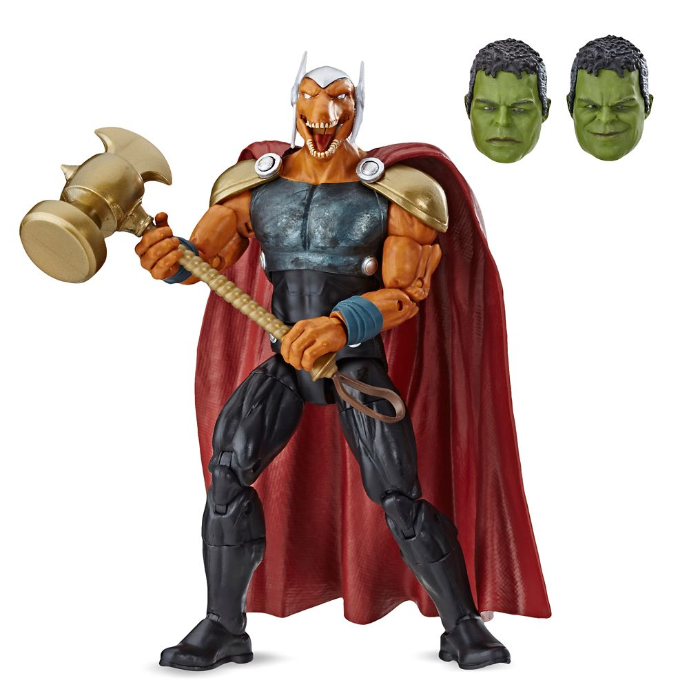 Beta Ray Bill Action Figure – Legends Series
