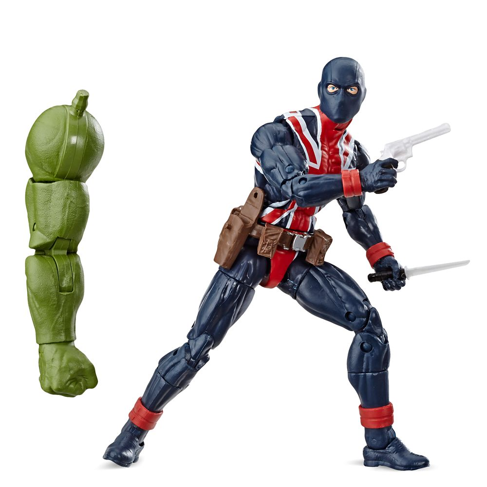 Union Jack Action Figure – Legends Series