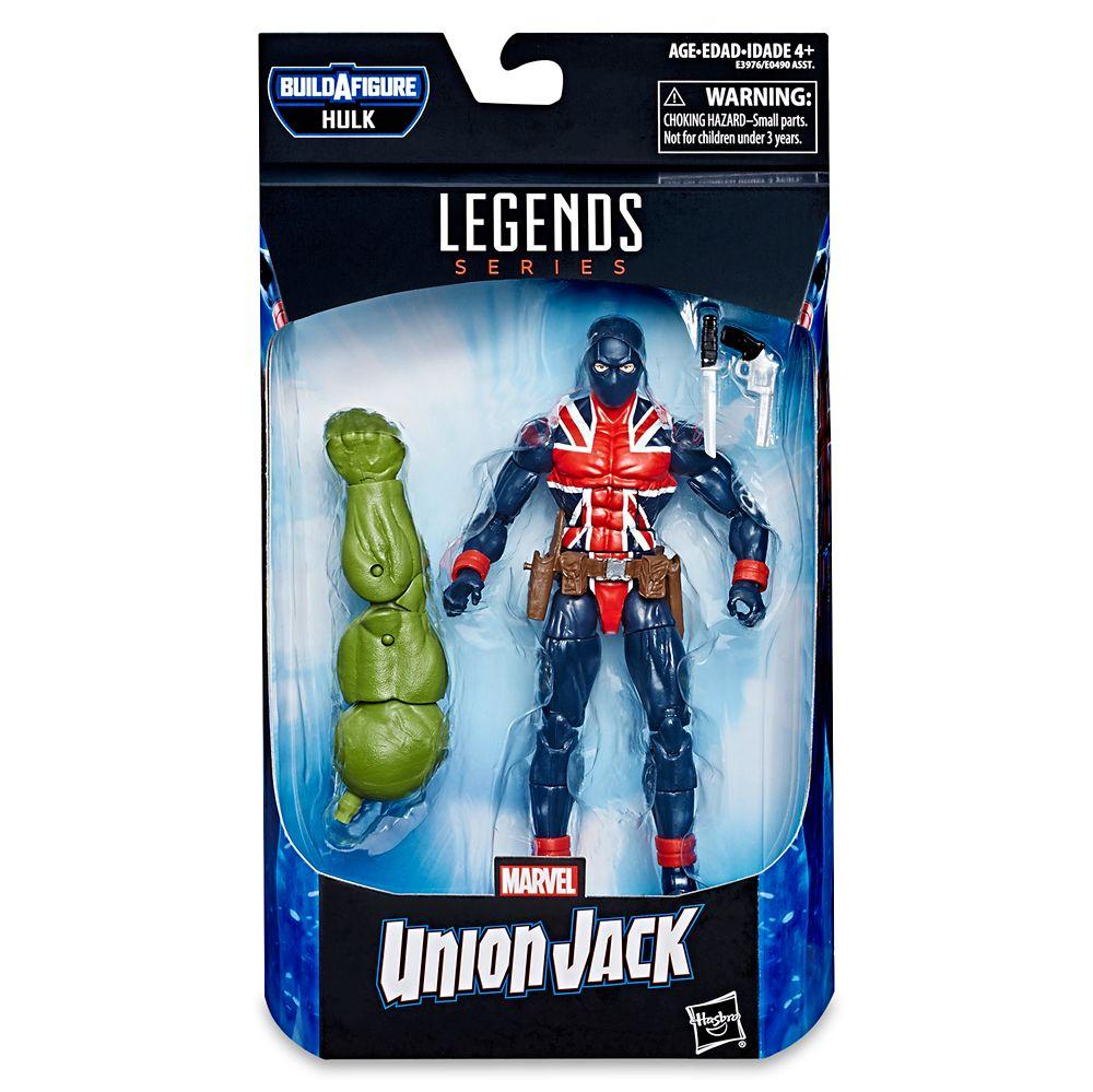Union Jack Action Figure – Legends Series