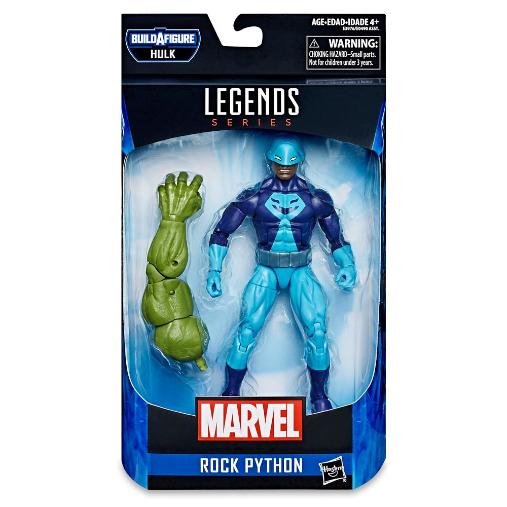Rock Python Action Figure – Legends Series