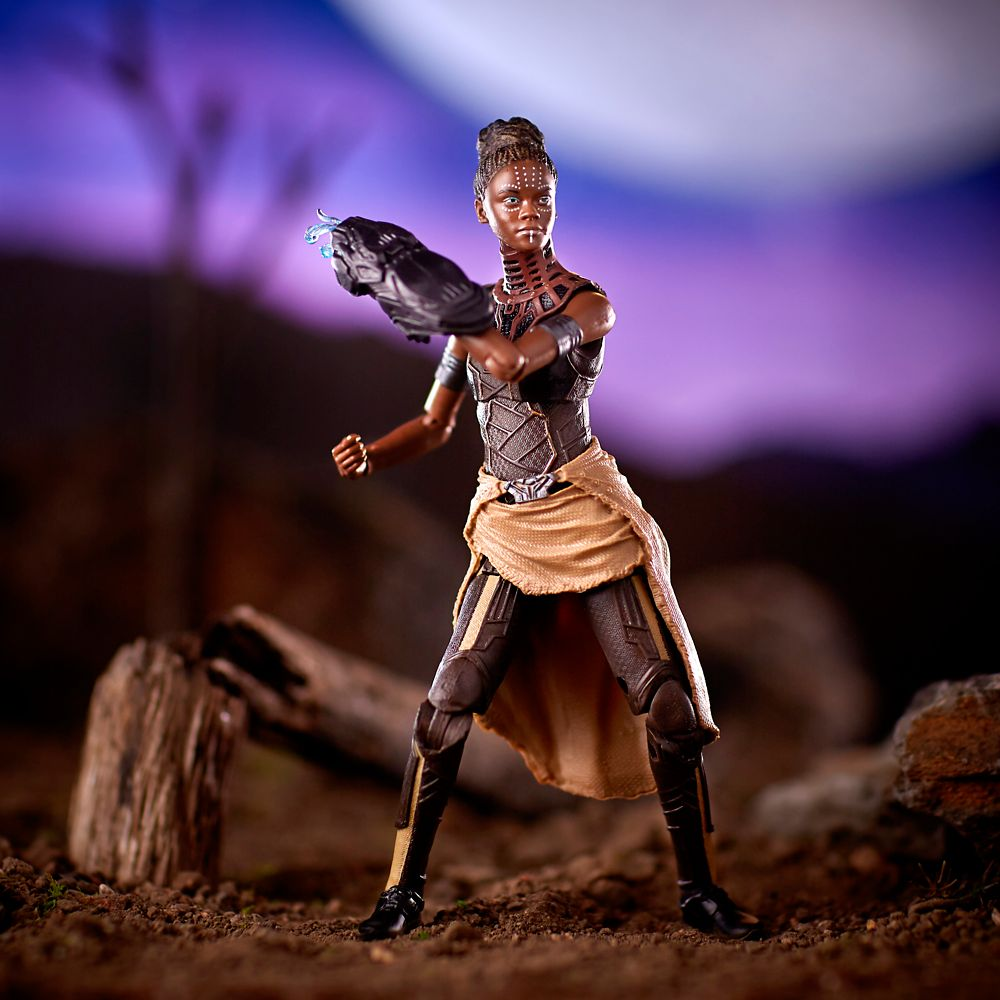 Shuri Action Figure – Marvel's Black Panther Legends Series