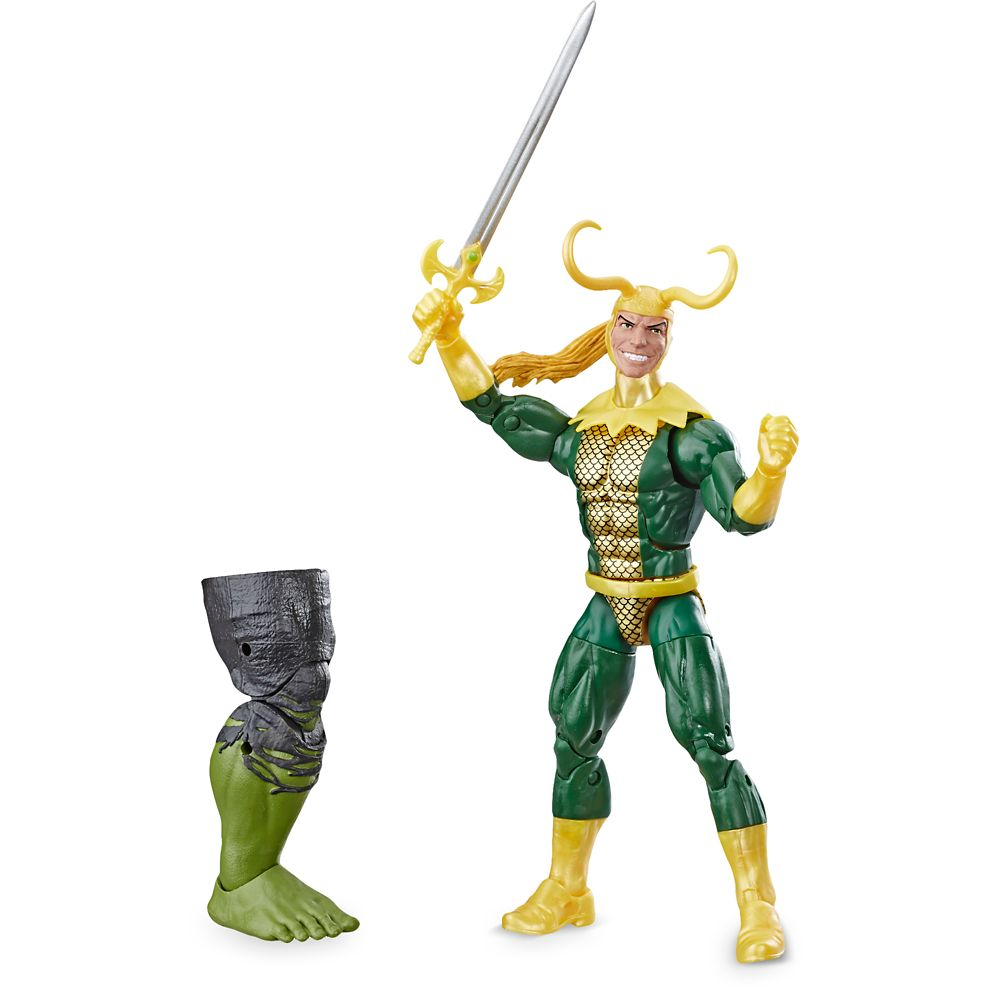 Loki Action Figure – Legends Series