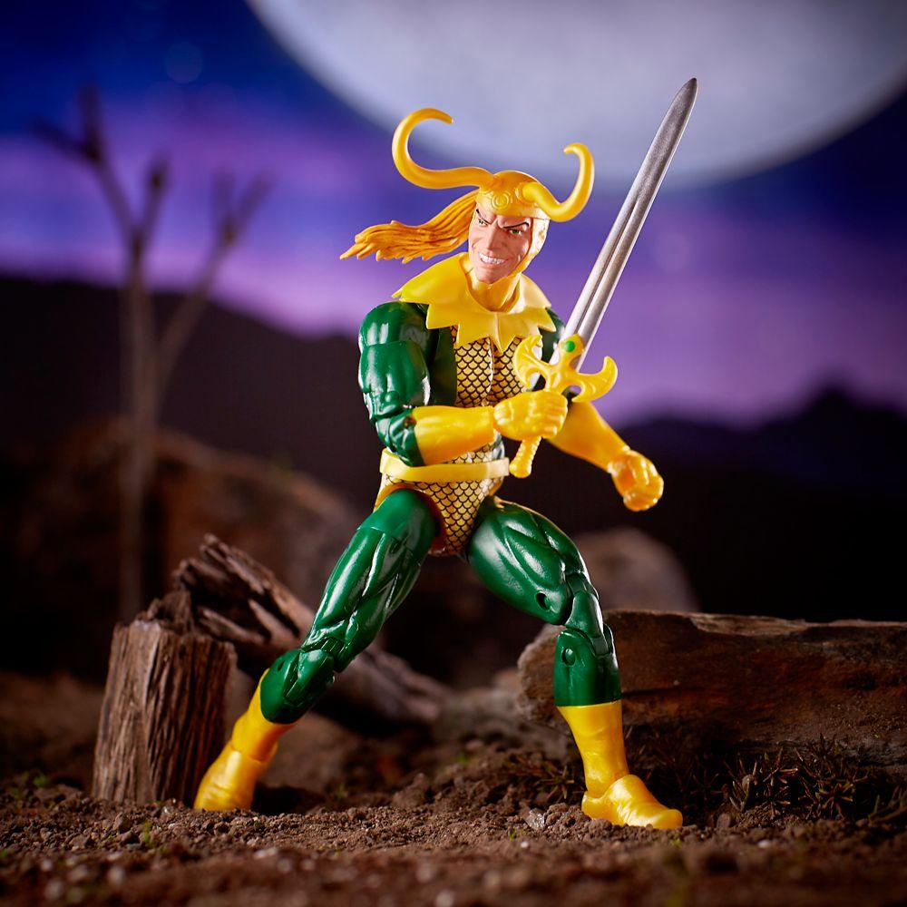 Loki Action Figure – Legends Series