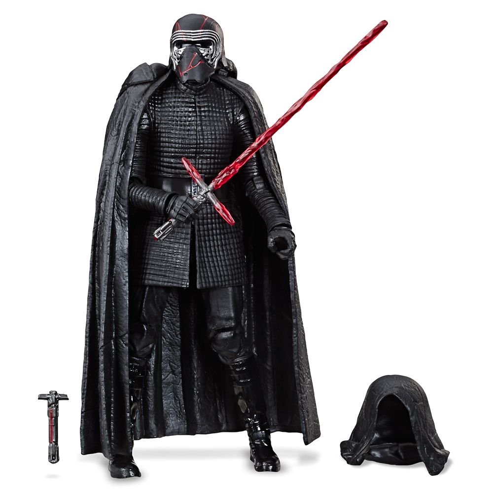 Supreme Leader Kylo Ren Action Figure – Star Wars: The Rise of Skywalker – The Black Series by Hasbro
