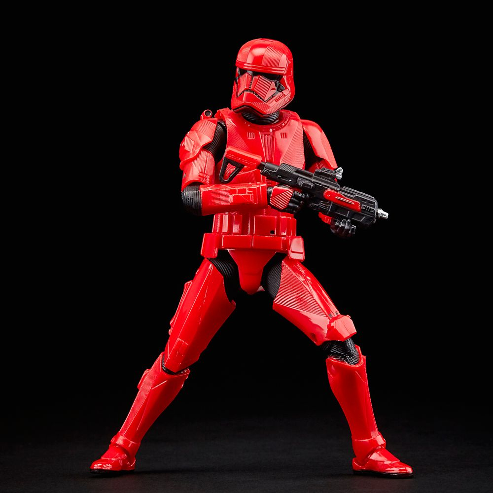 Sith Trooper Action Figure – Star Wars: The Rise of Skywalker – The Black Series by Hasbro