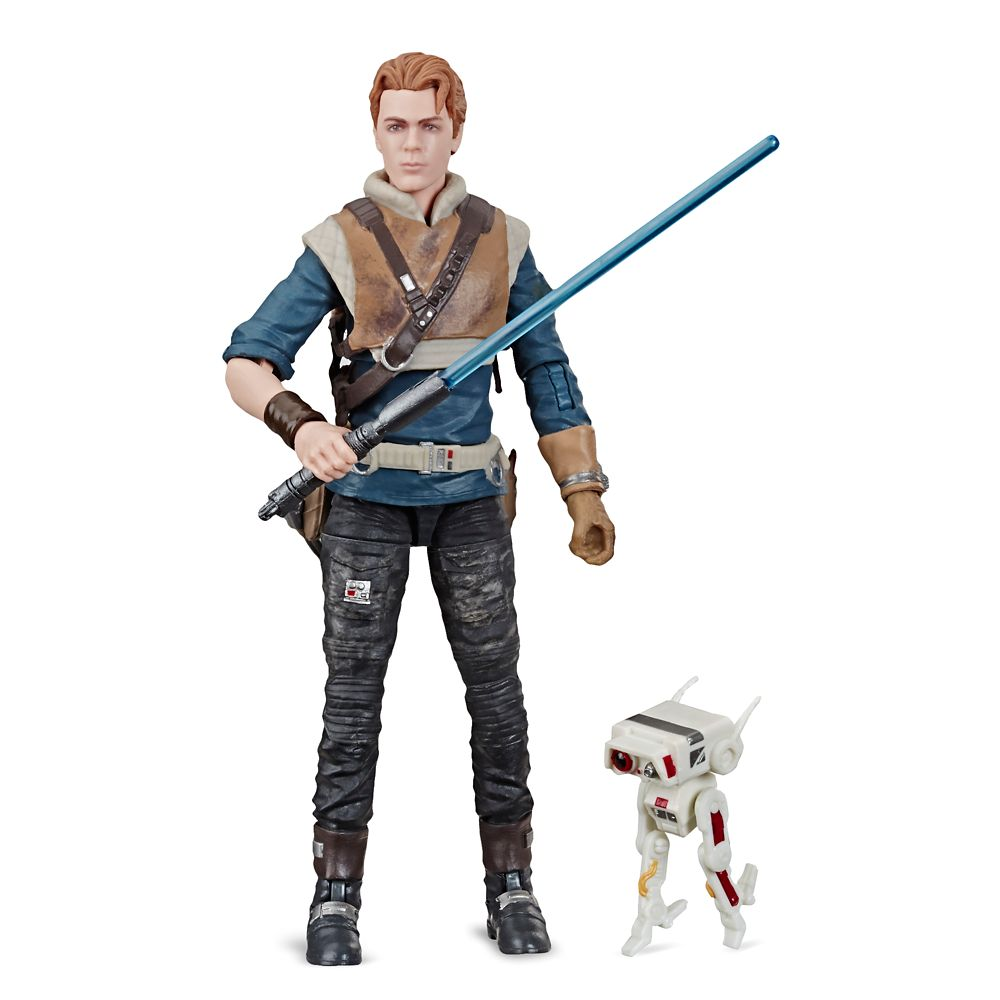 Cal Kestis Action Figure – Star Wars Jedi: Fallen Order – The Black Series by Hasbro