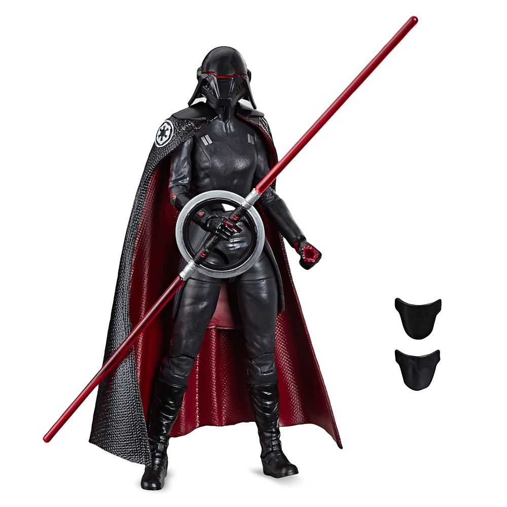 Second Sister Inquisitor Action Figure – Star Wars Jedi: Fallen Order – The Black Series by Hasbro
