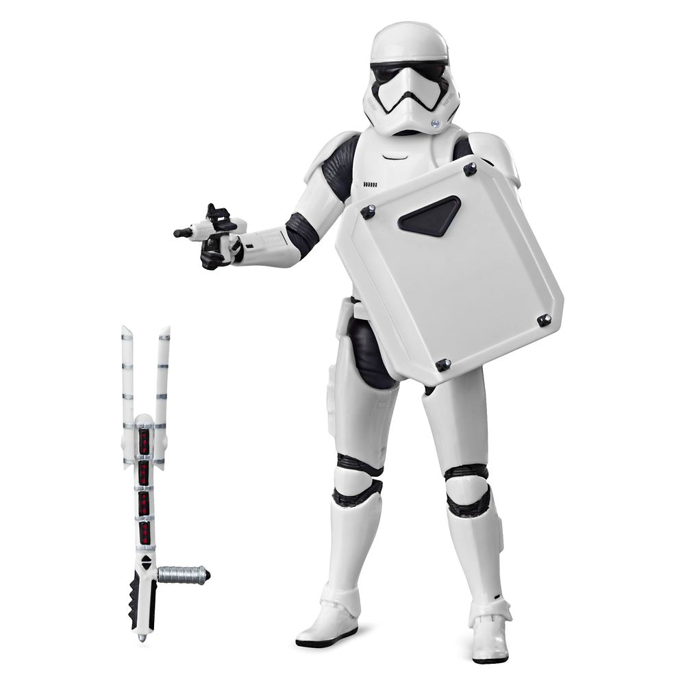 First Order Stormtrooper Action Figure – Star Wars: The Last Jedi – The Black Series by Hasbro
