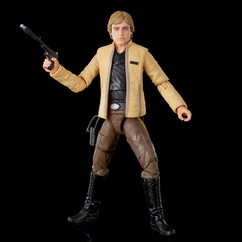 Luke Skywalker Action Figure – Yavin Ceremony – Star Wars: The Black Series by Hasbro