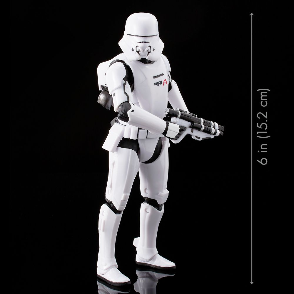 First Order Jet Trooper Action Figure – Star Wars: The Rise of Skywalker – The Black Series by Hasbro
