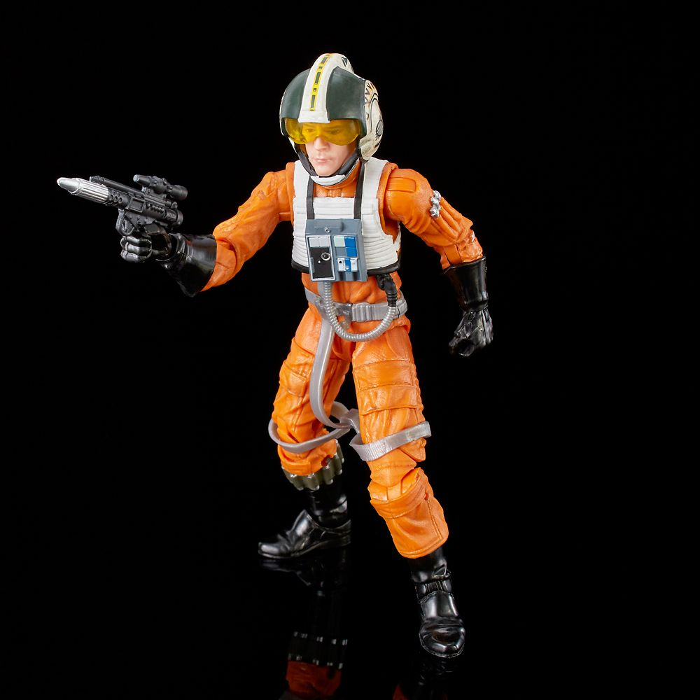 Wedge Antilles Action Figure – Star Wars: The Empire Strikes Back – The Black Series by Hasbro