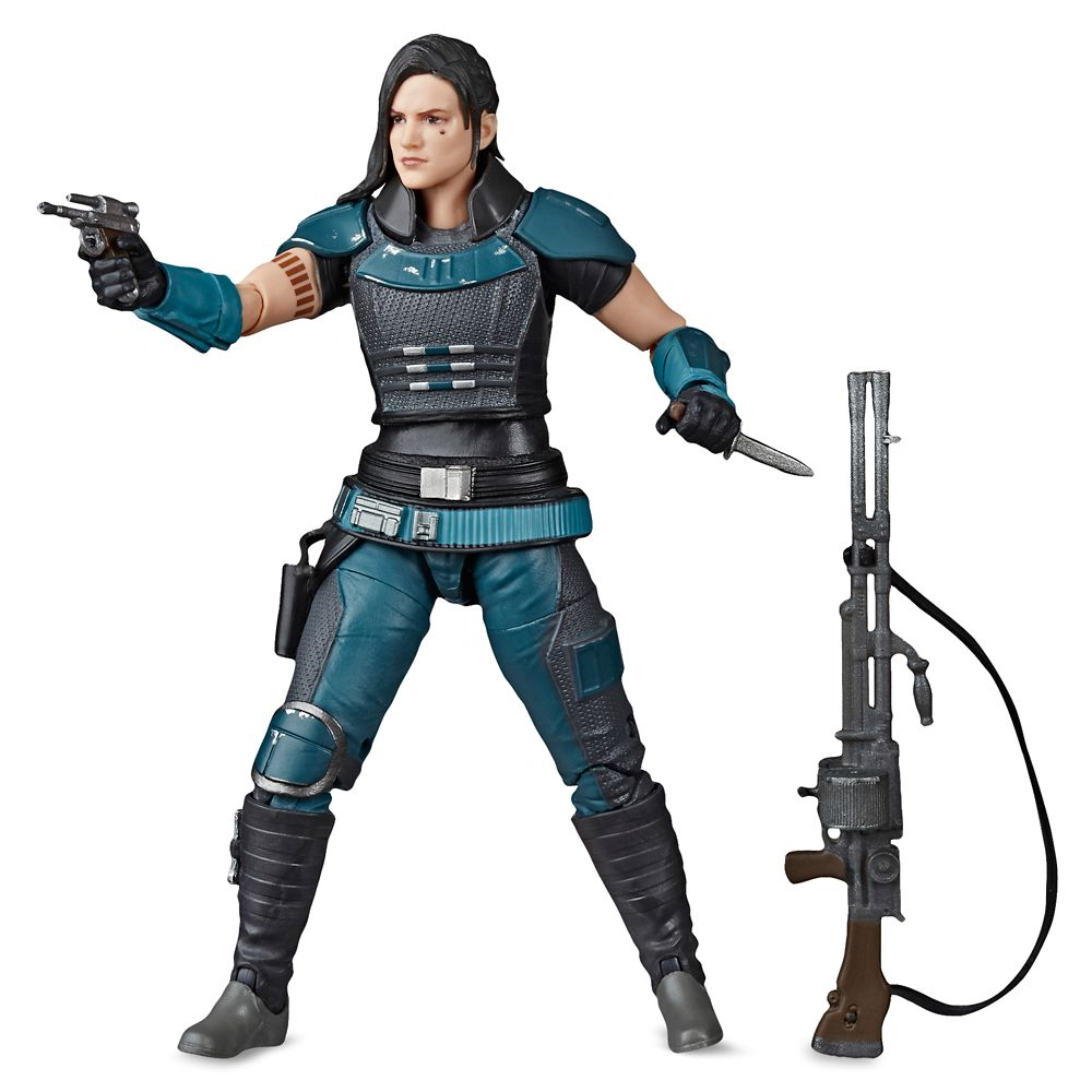 Cara Dune Action Figure – Star Wars: The Mandalorian – The Black Series by Hasbro