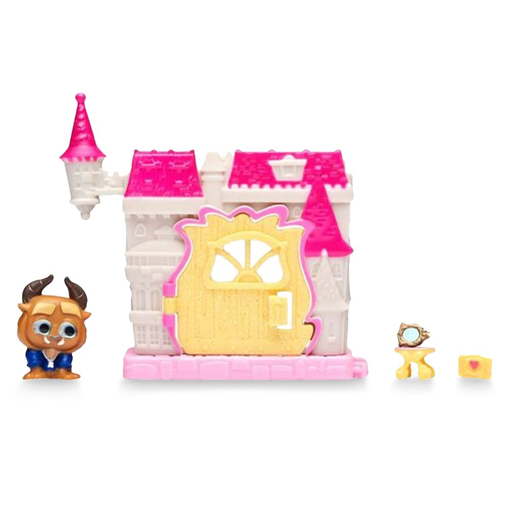 Beast's Chateau Disney Doorables Mini Stack Playset
