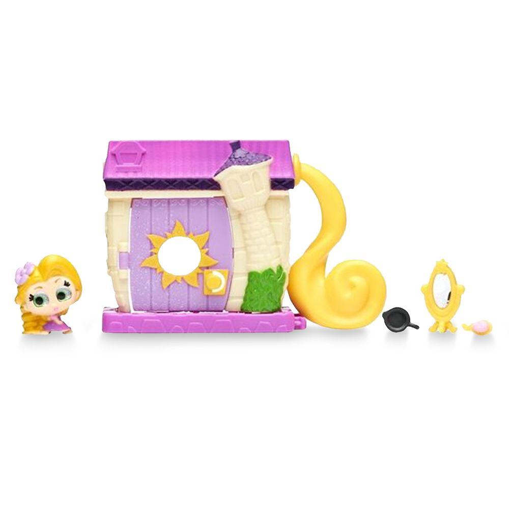 Rapunzel's Creative Corner Disney Doorables Mini Stack Playset