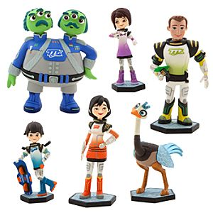 Miles from Tomorrowland Figure Play Set 6107046021542P