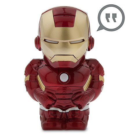 Iron Man Talking Flashlight