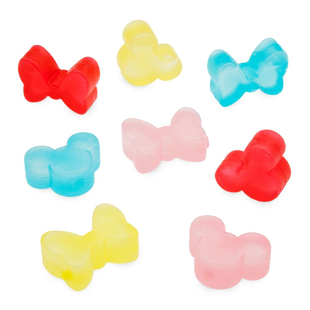 Mickey and Minnie Mouse Reusable Ice Cubes – Disney Eats