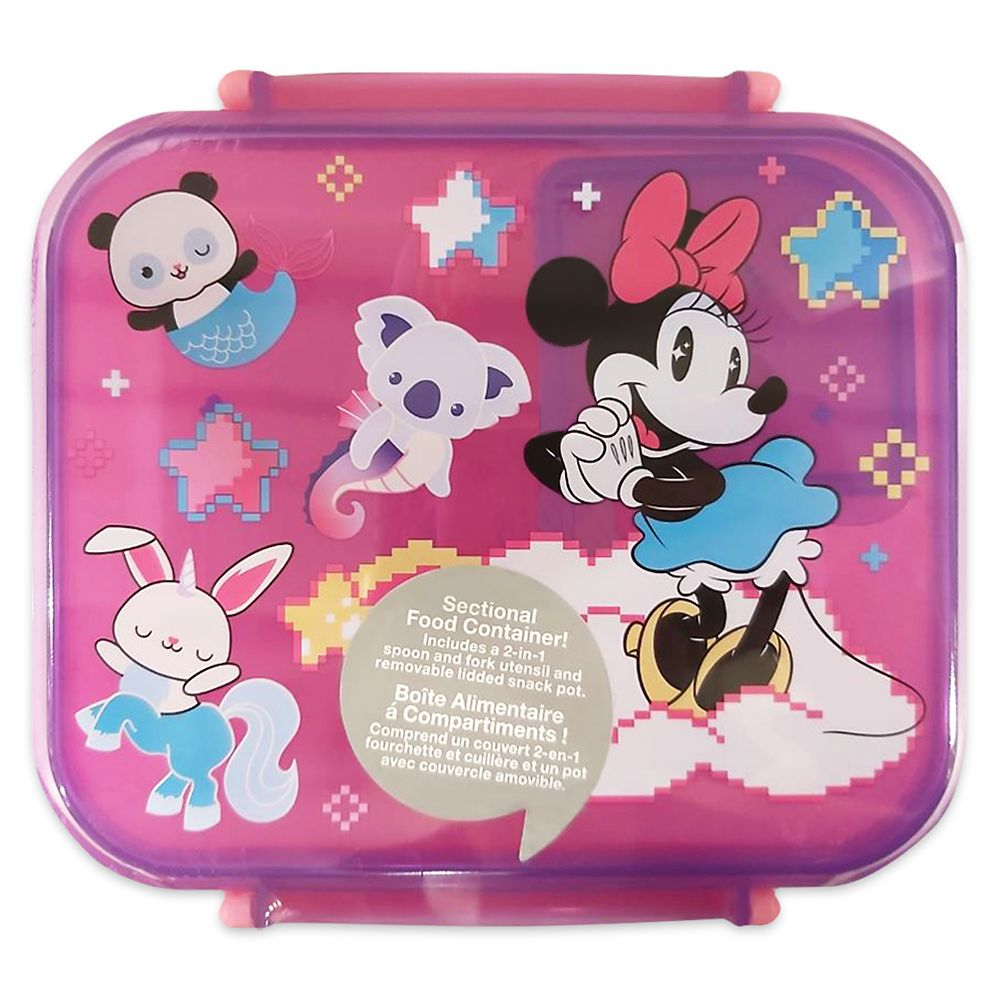 Minnie Mouse Food Storage Container