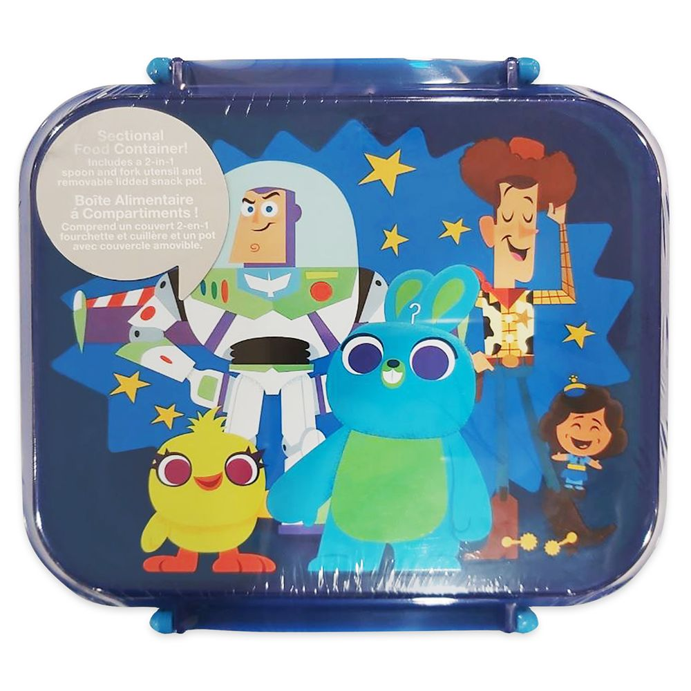 Toy Story 4 Food Storage Container