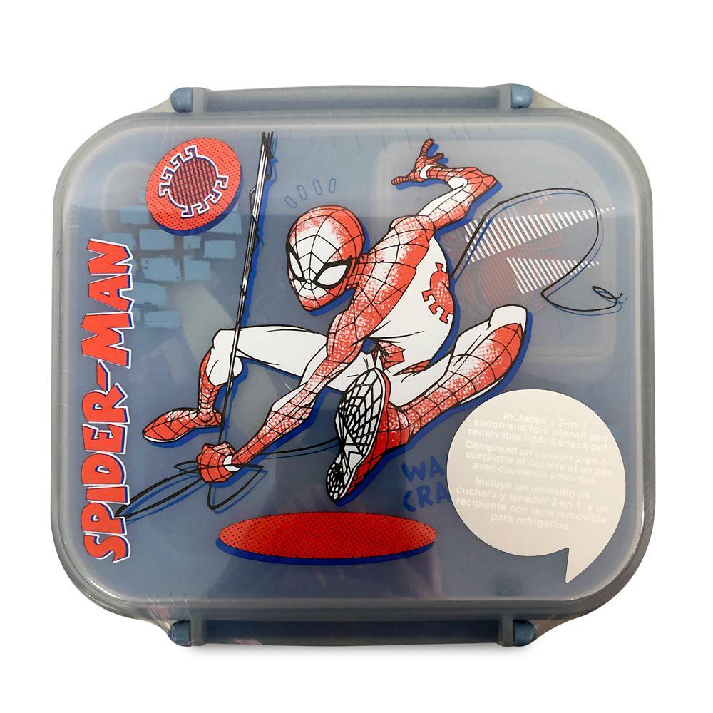 Spider-Man Food Storage Set