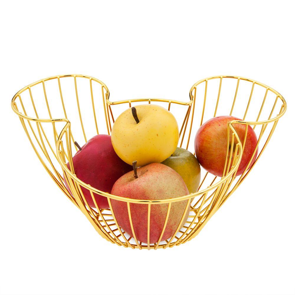 Mickey Mouse Icon Fruit Basket – Disney Eats