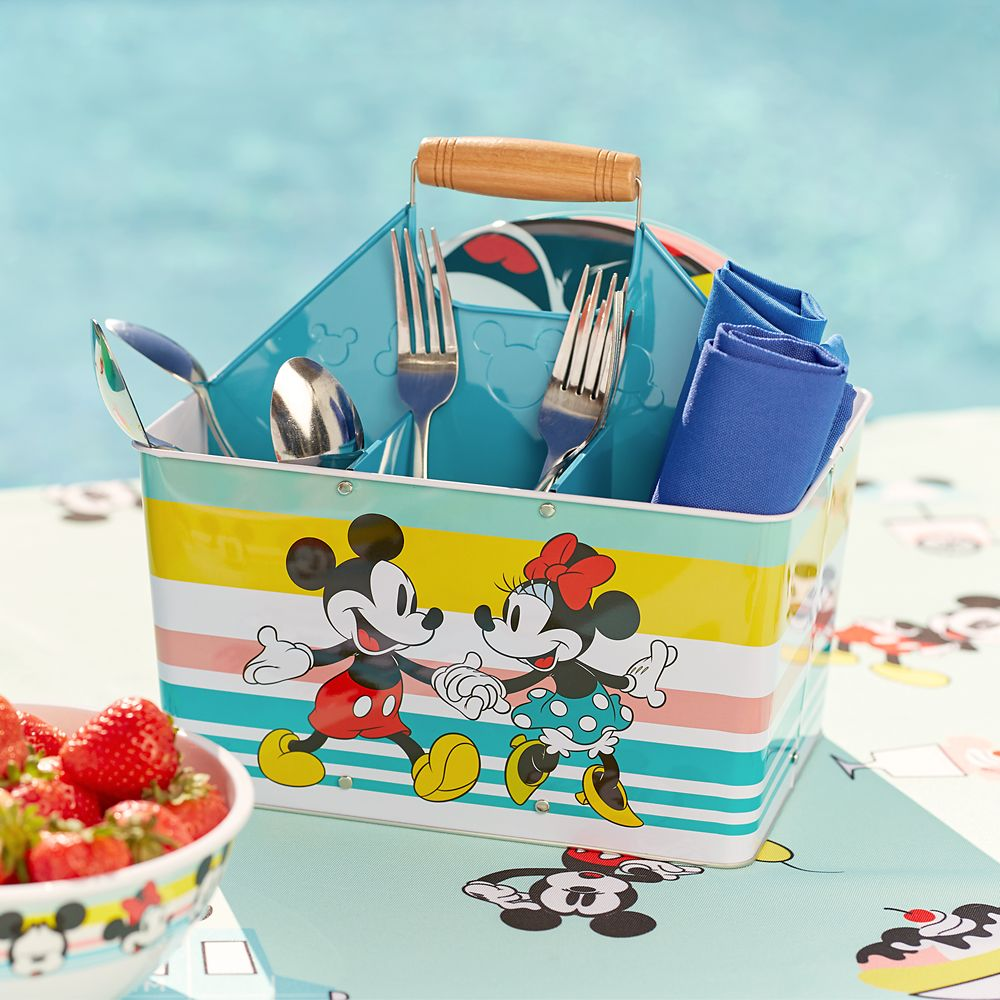 Mickey and Minnie Mouse Caddy – Disney Eats