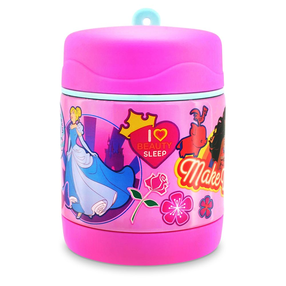 Disney Princess Hot and Cold Food Container