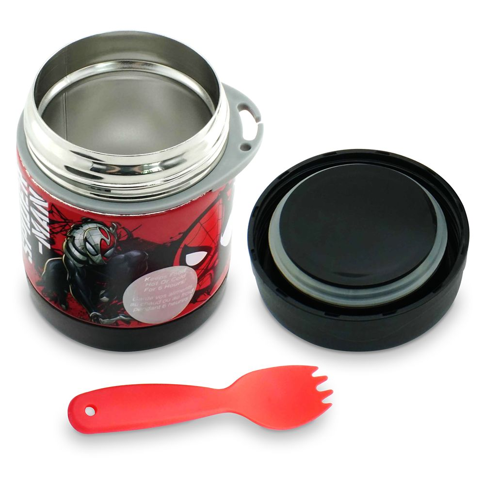 Spider-Man Hot and Cold Food Container