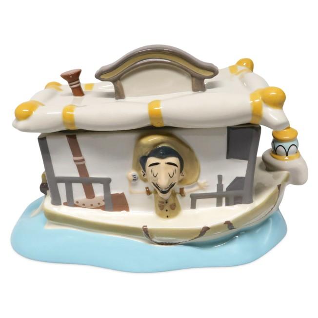 Jungle Cruise Cookie Jar