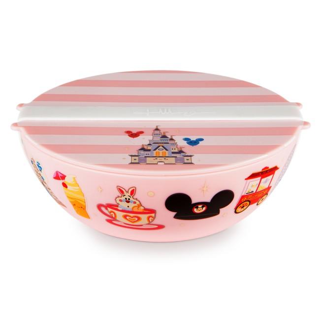 Disney Parks Travel Bowl by Jerrod Maruyama