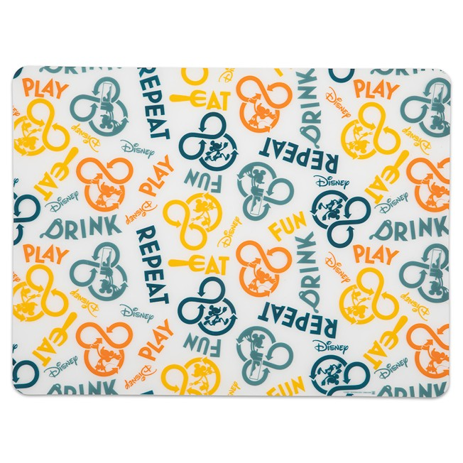 Mickey Mouse Repeatables Silicone Placemat