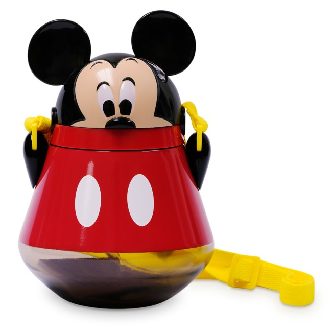 Mickey Mouse Flip-Top Canteen
