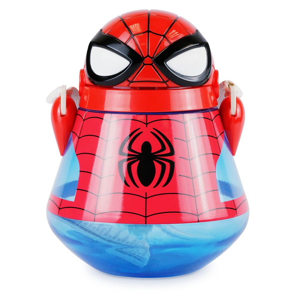 Spider-Man Flip-Top Canteen