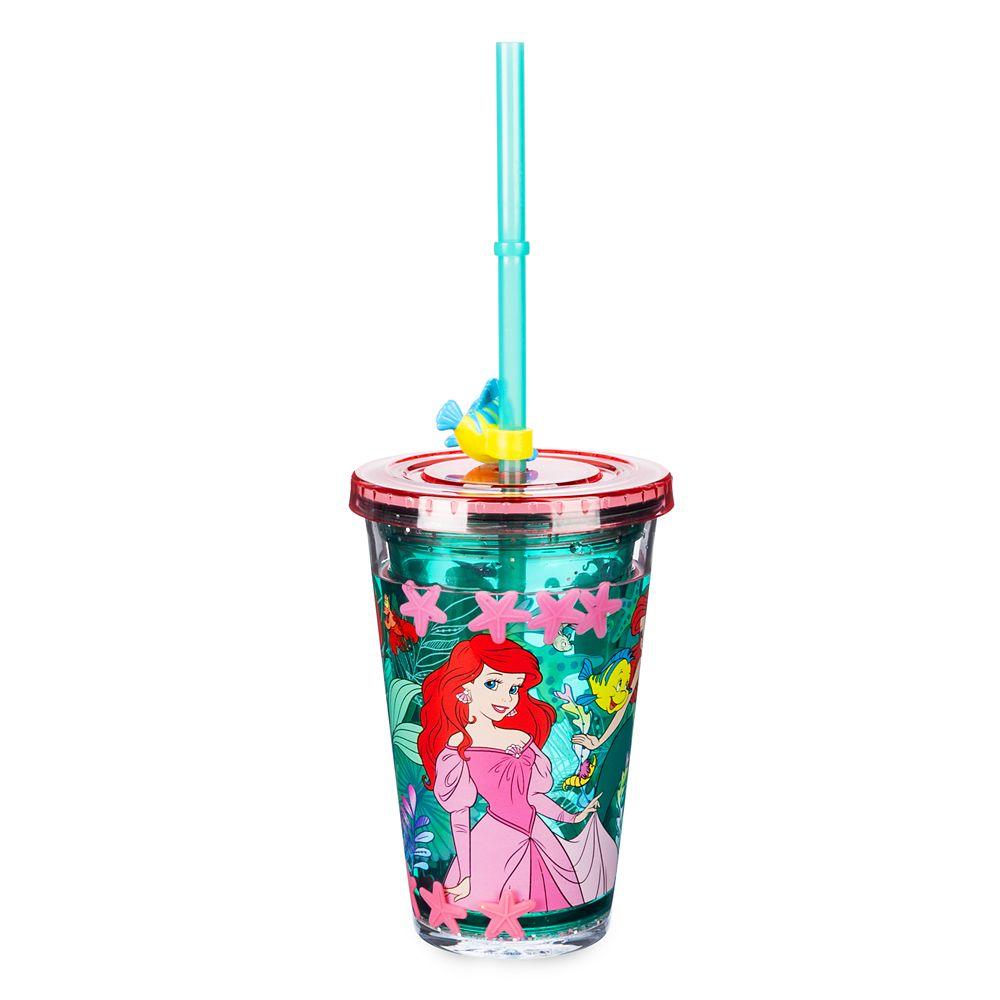 Ariel Tumbler with Straw