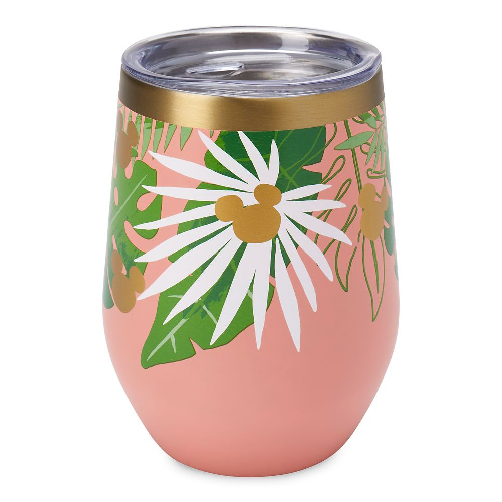 Mickey Mouse Tropical Stainless Steel Tumbler Official shopDisney