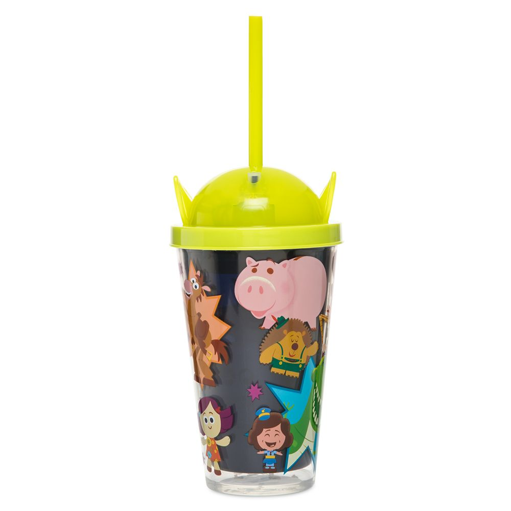 Toy Story 4 Light-Up Tumbler with Straw