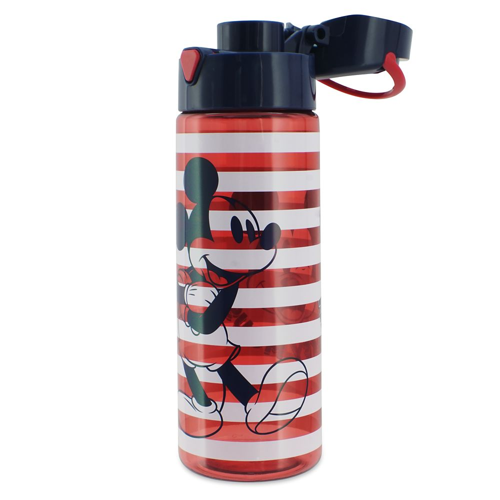 Mickey Mouse Americana Water Bottle