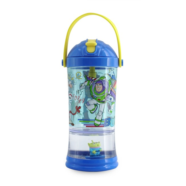Toy Story Snowglobe Tumbler with Straw