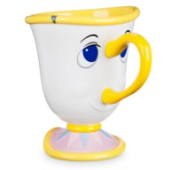 Chip Cup for Kids – Beauty and the Beast