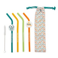 Mickey Mouse Repeatables Reusable Straw Set
