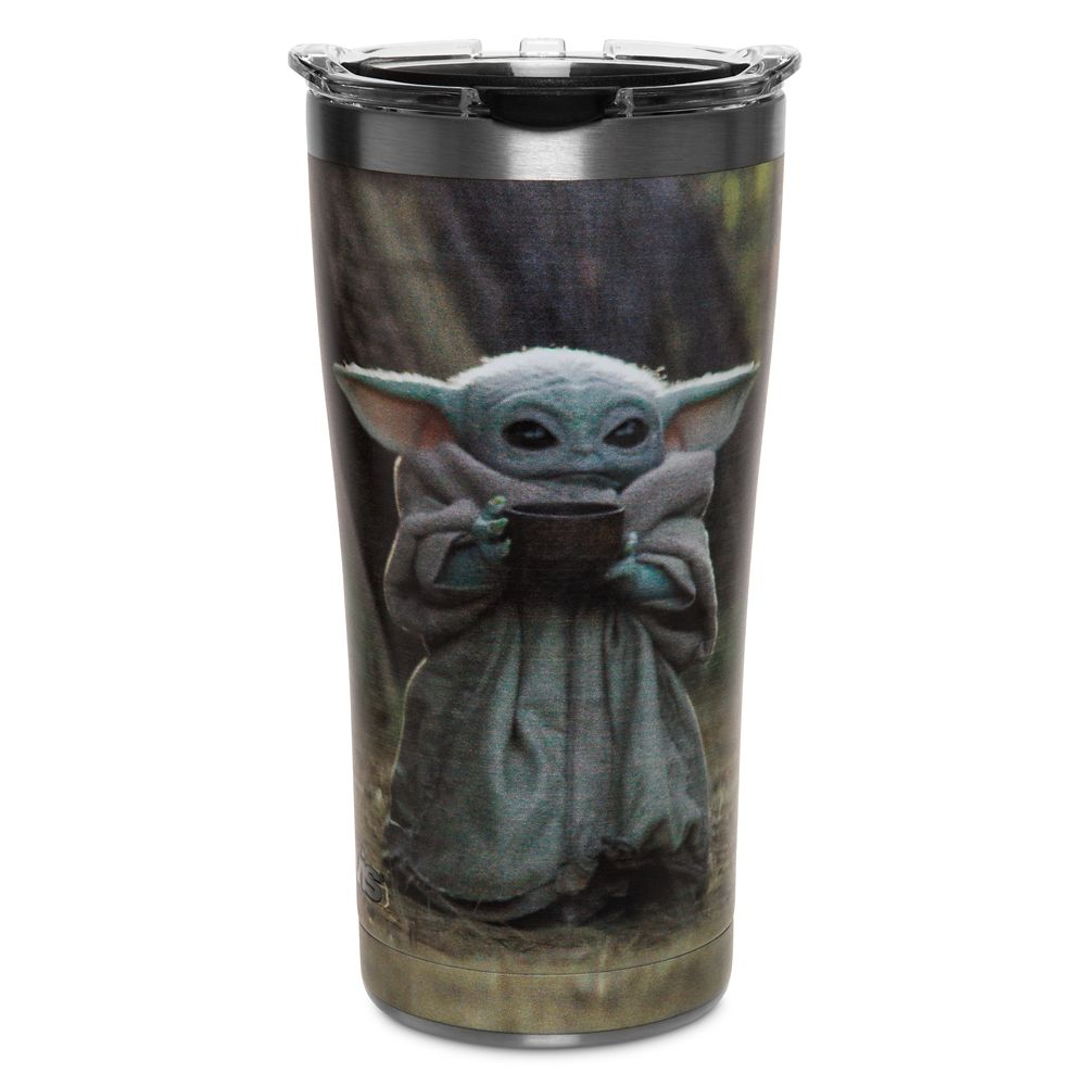 The Child Stainless Steel Travel Tumbler by Tervis Star Wars: The Mandalorian Official shopDisney
