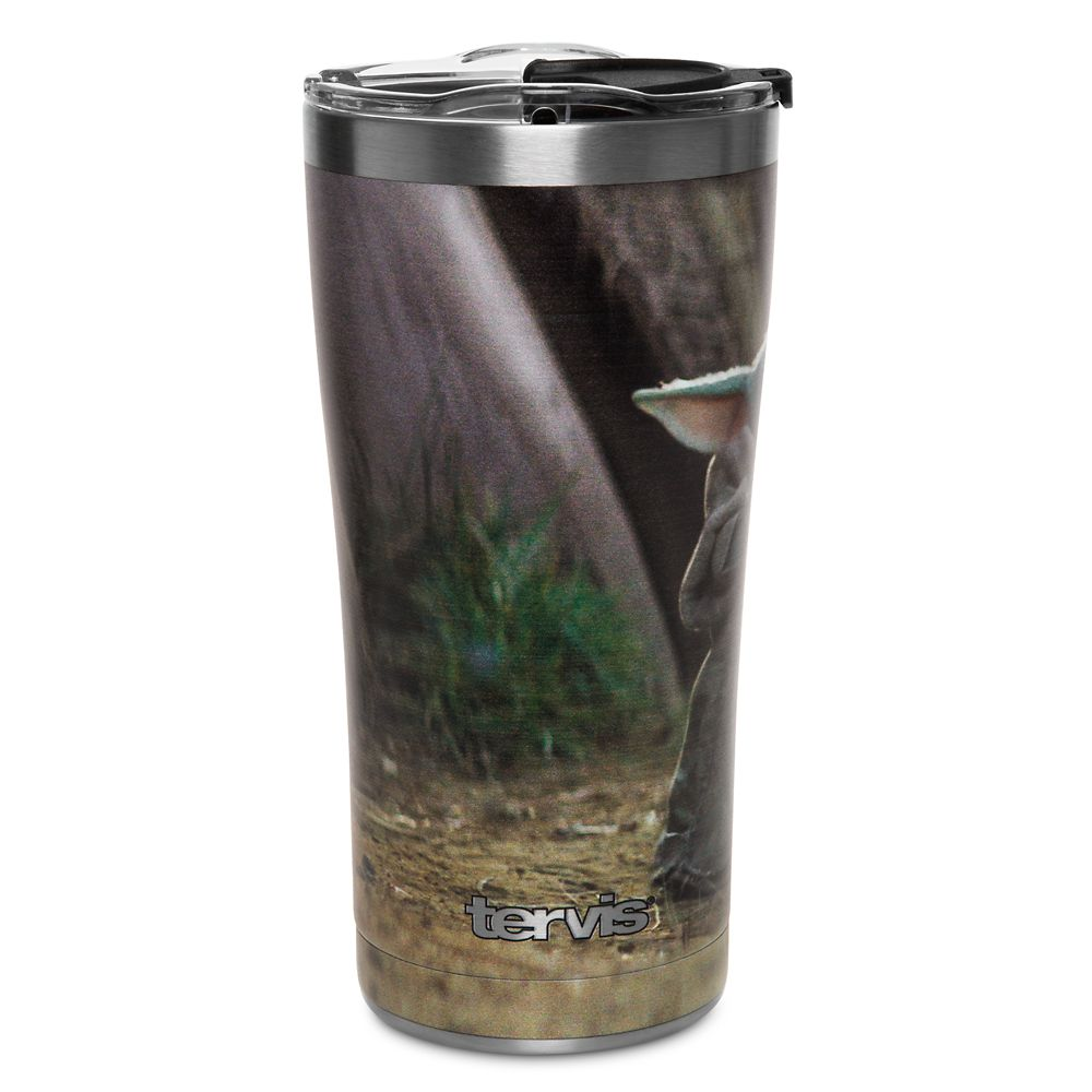 The Child Stainless Steel Travel Tumbler by Tervis – Star Wars: The Mandalorian