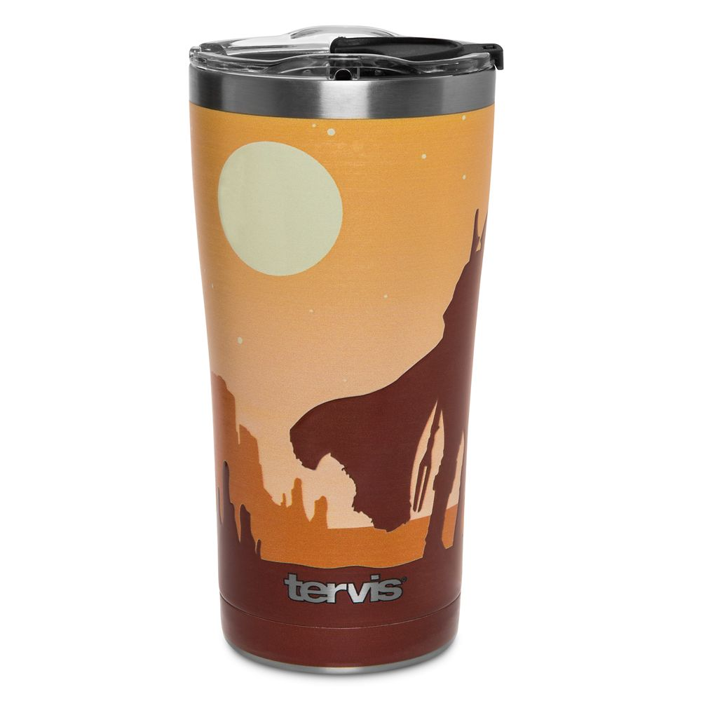 Star Wars: The Mandalorian Stainless Steel Travel Tumbler by Tervis