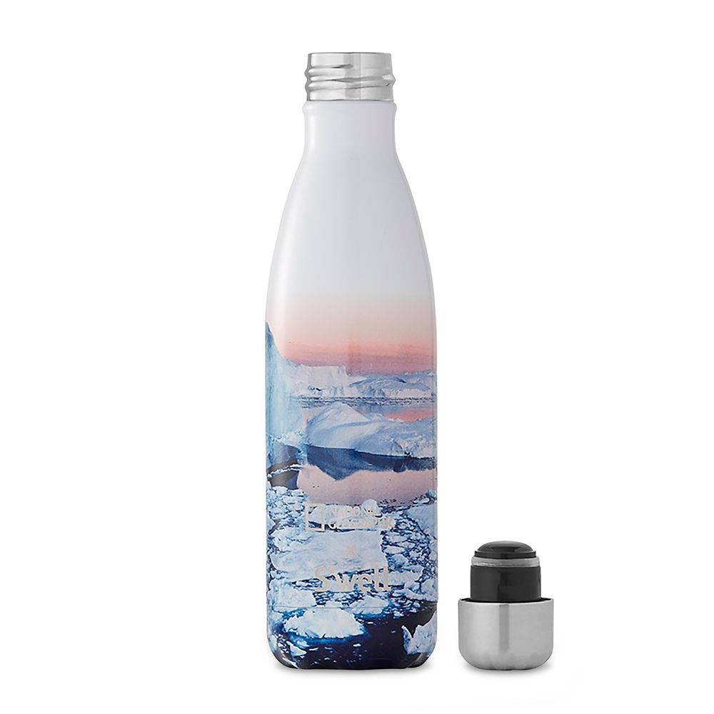National Geographic Arctic S'well Water Bottle