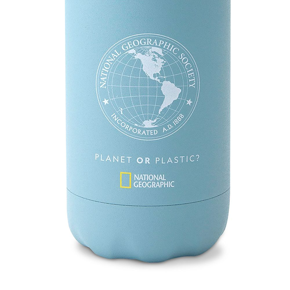 National Geographic Globe S'well Water Bottle