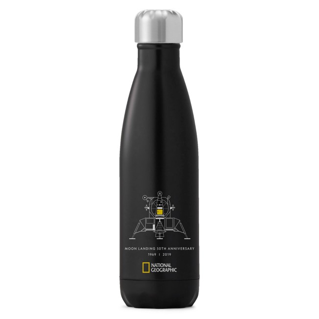 National Geographic Moon Landing 50th Anniversary S'well Water Bottle