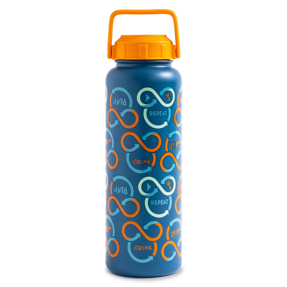 Mickey Mouse Repeatables Stainless Steel Water Bottle Official shopDisney