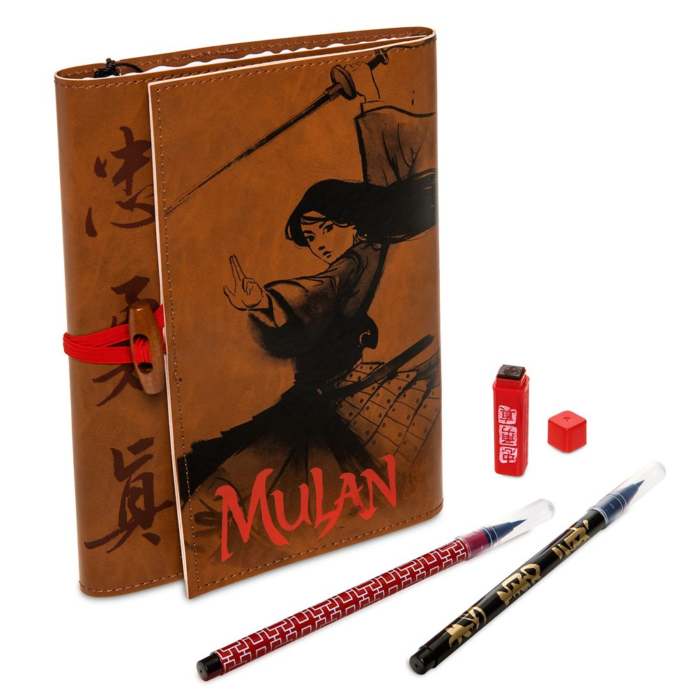 Mulan Journal - Live Action Film