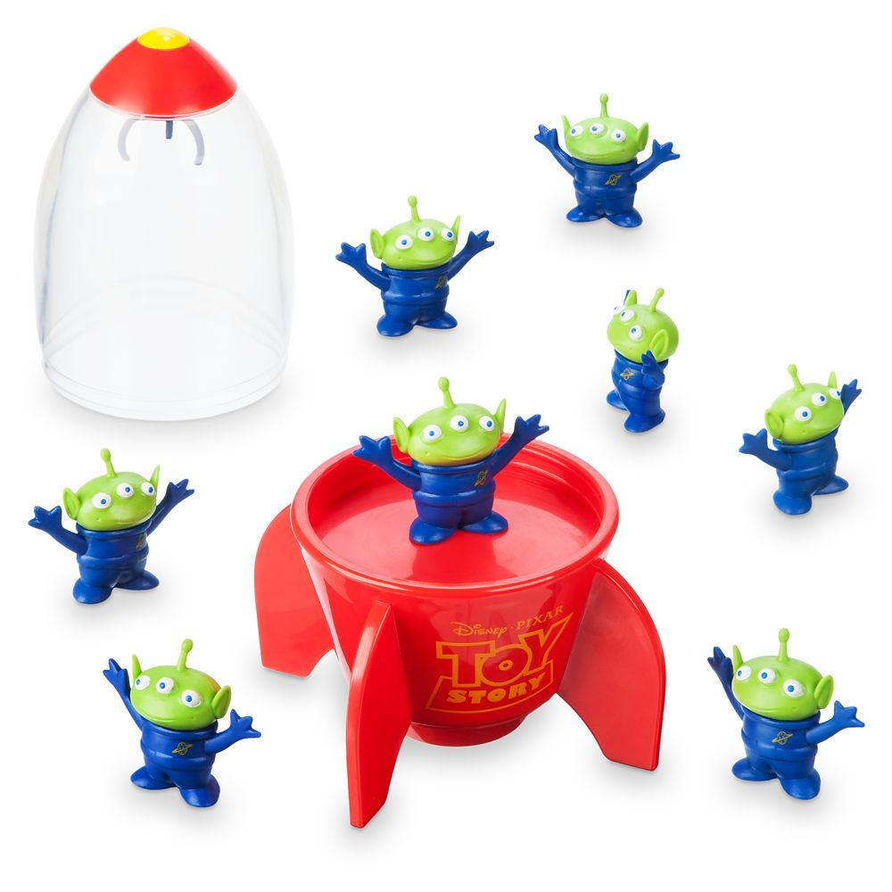 Toy Story Alien Claw Eraser Set
