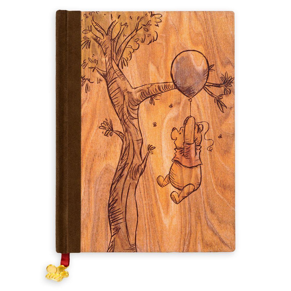 Winnie the Pooh Anniversary Journal